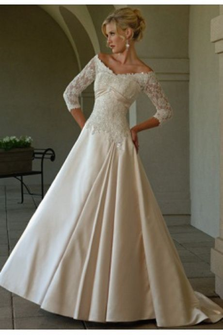Wedding gowns for older women  Second MarriageOlder