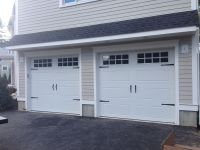 @C.H.I. Overhead Doors model 5916 Long Panel Steel ...