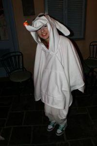 homemade zero the ghost dog costume - Google Search ...