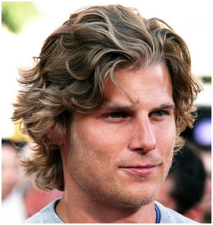 Mens Hairstyles Long Hair Mens Hairstyles Long Wavy Hair Styles