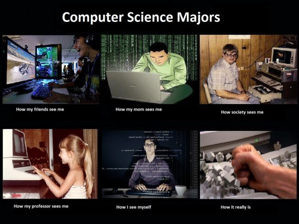 Computer Science Major Comp Sci