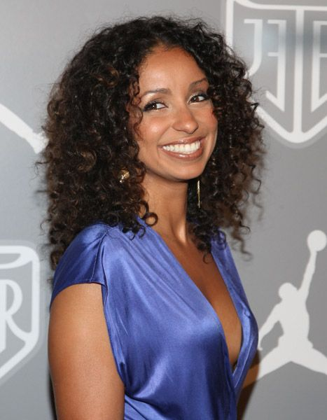 Mya Was Another Reason I Went Curly Fave Hair Pinterest