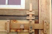 old rustic wooden door latches - Google Search | Make ...