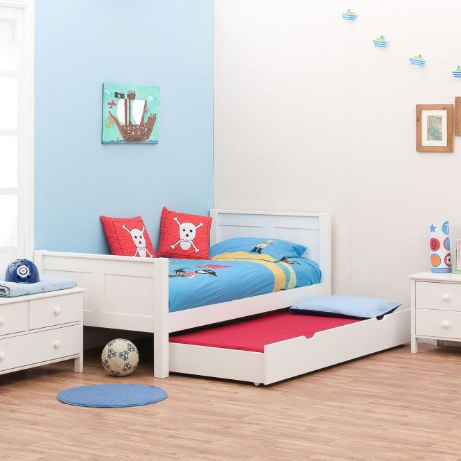Trundle Beds For Kids Single Bed With By Stompa From If Yo
