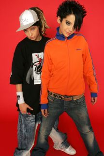 Tokio Hotel Bill Kaulitz and Tom