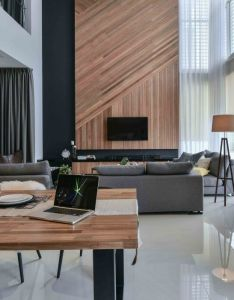 Wil   by the roof studio living room fireplaceinterior designingmodern interiorshouse also rooms and interiors rh pinterest