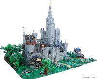 Lego Medieval City | LEGOS | Pinterest | Lego, Medieval ...