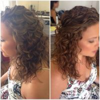 Bride Hairstyles Half Up Curly | Fade Haircut