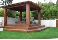 Idea for spa.......... Outdoor Living Design Ideas - Get ...