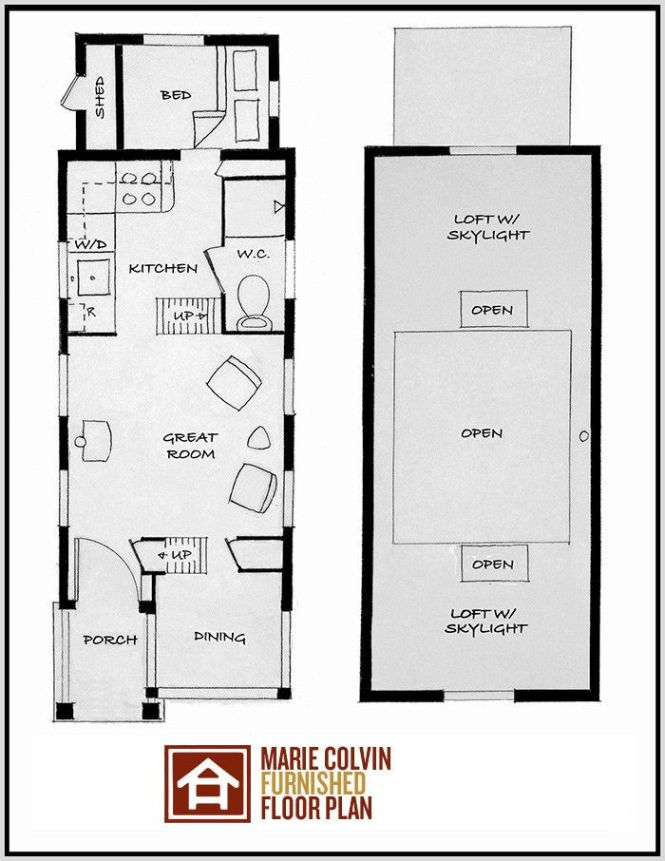 2 Bedroom Tiny House On Wheels Plans Bedroom Style Ideas
