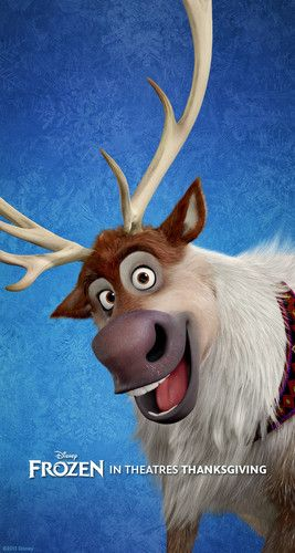 Sven Frozen Animation Characters Pinterest Sven