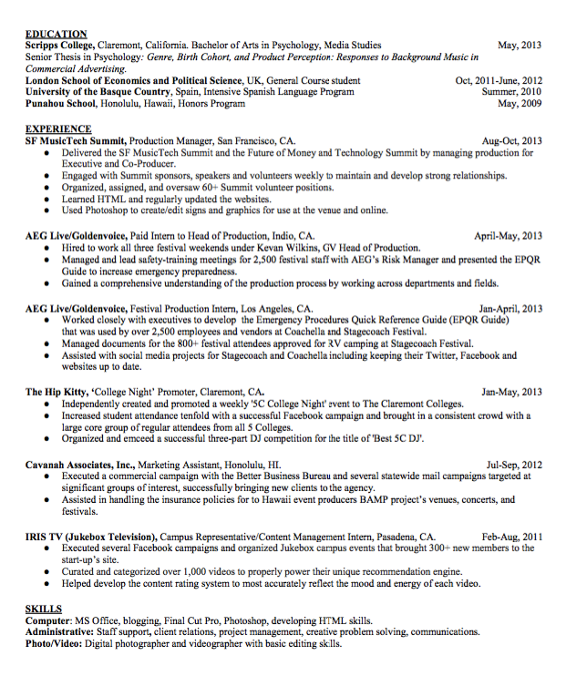 Commercial Photographer Resume] Top 8 Commercial Photographer Resume ...