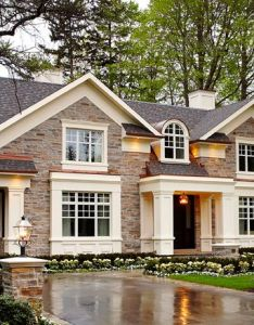 This site has tons of pics rooms in houses different styles ideas such  pretty house dream home also  love pinterest ontario architects rh