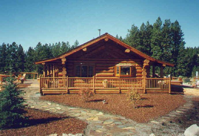 Rustic Log Cabin Plans Country's Best Cabins – LogHome Com
