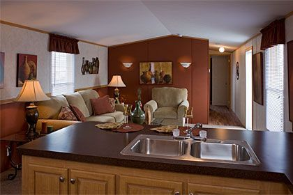 Manufactured Home Remodel Pictures Lake Makeover Pinterest
