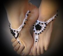 Black And White Crochet - Google