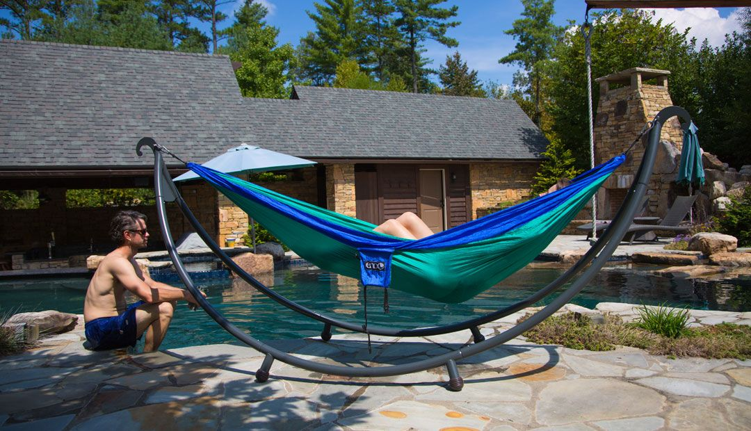 Eagles Nest Outfitters Inc Eno Solopod Hammock Stand