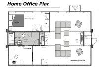 Home Office Floor Plans | Home Office Floor Plans | Dream ...