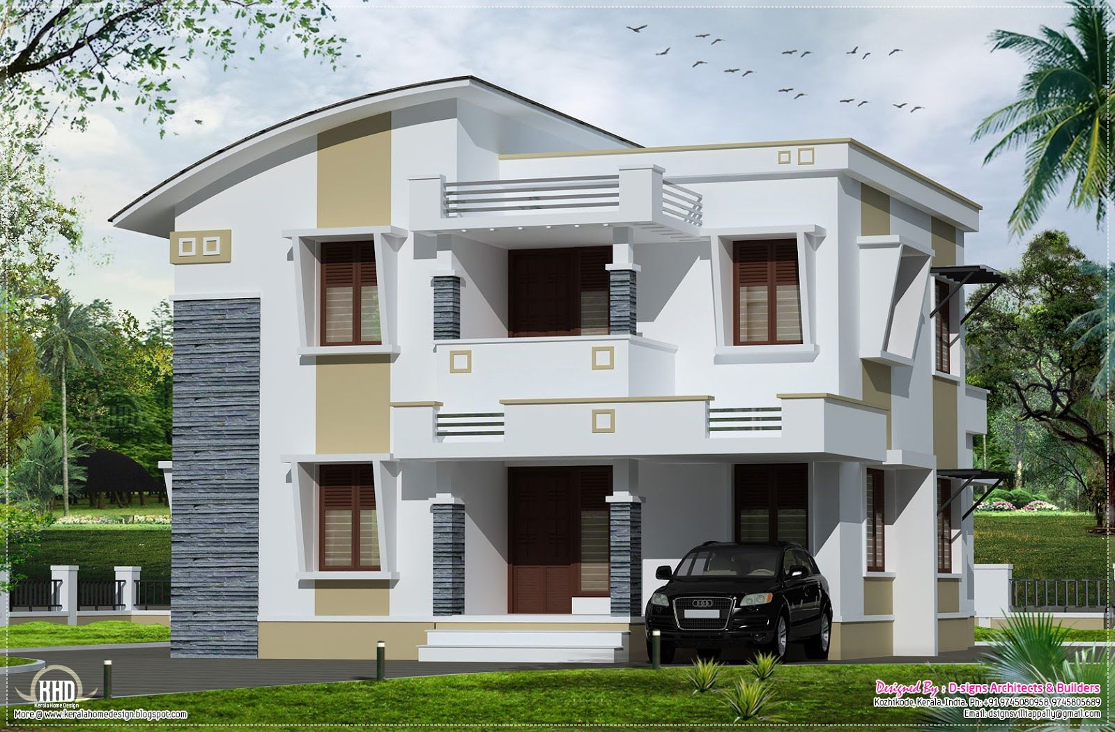 Picture Of House Roof Design Roof Home Designed By D Signs