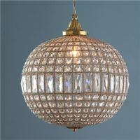 Vintage Crystal Ball Chandelier: similar ball chandeliers ...