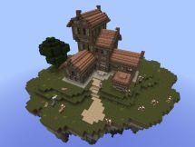 Inn Blueprints Minecraft