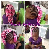 braids with beads hairstyles for kids | The Real Reason ...