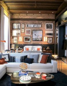 cool apartment studio decor ideas on  budget also apartments wall rh pinterest