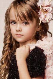 long wavy little girl haircuts