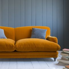 Orange Sofa Bed Com Reviews Uk Pudding Puddings Colorful Living Rooms And