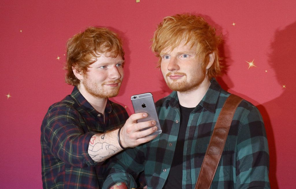 Momed Sheerans Brother Matthew