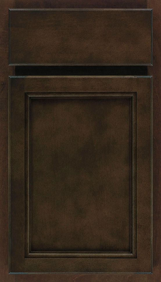 Sinclair Birch Cabinet Doors Are Available With Seven Diffe Finishes Only From Aristokraft Cabinetry