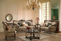 Micado French Style Living Room Set - Living Room ...