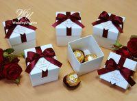 Elegant Wedding Bonbonniere Wedding favor boxes by ...