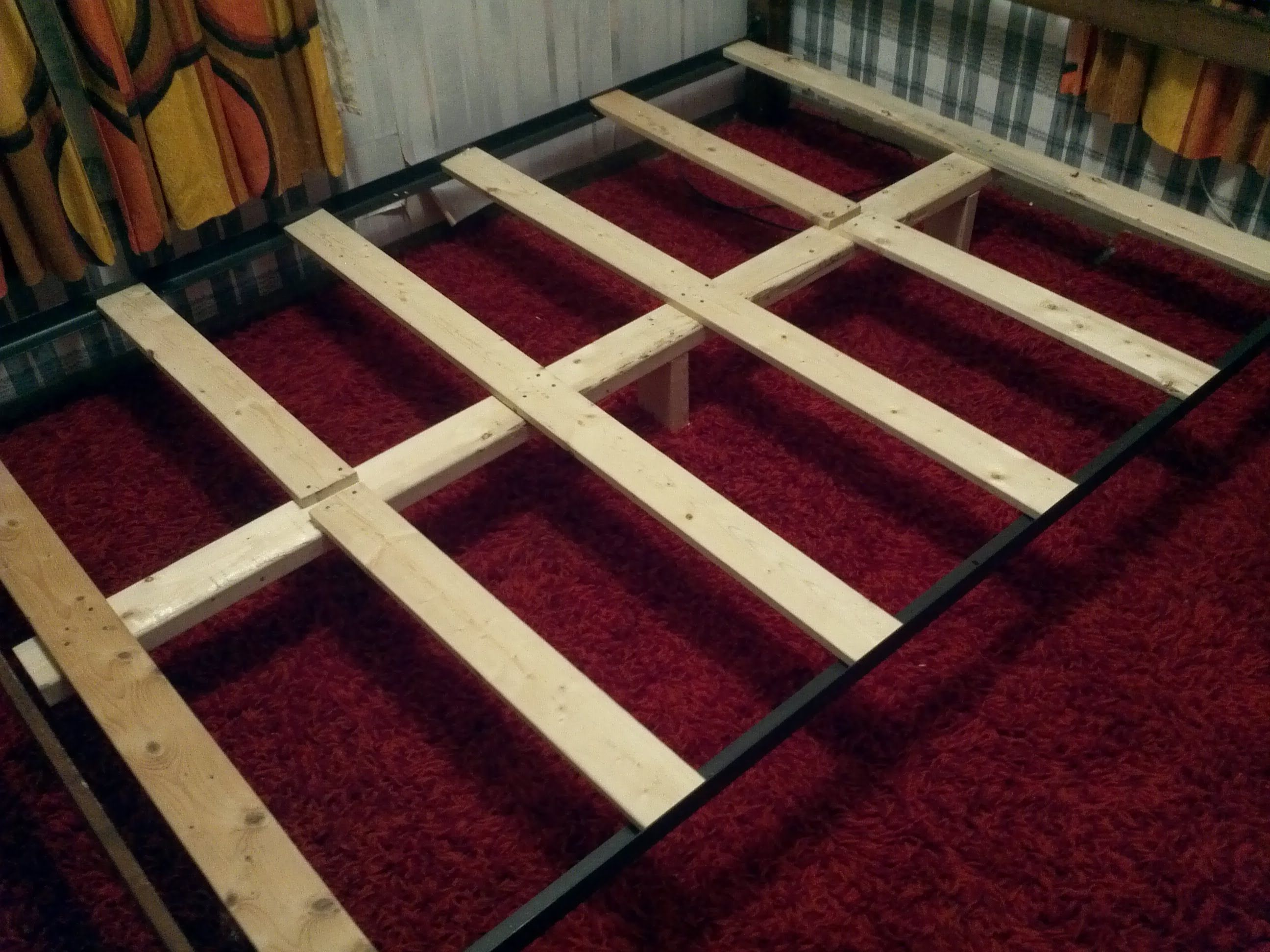 How To Support A Mattress Without A Box Spring
