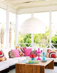 bohemian chic homes to inspire your inner boho babe also confetti rh pinterest