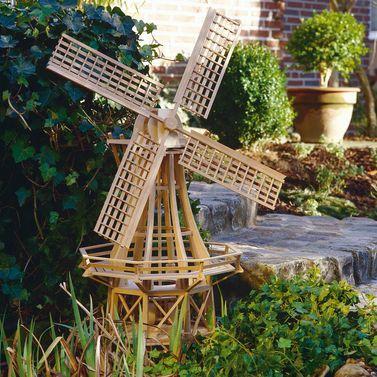 Windmühle Selber Bauen 3D Puzzles Pinterest