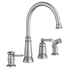 Four Hole Kitchen Faucets Play Kitchens For Kids 4 Faucet Sets Http Latulu Info Feed Pinterest