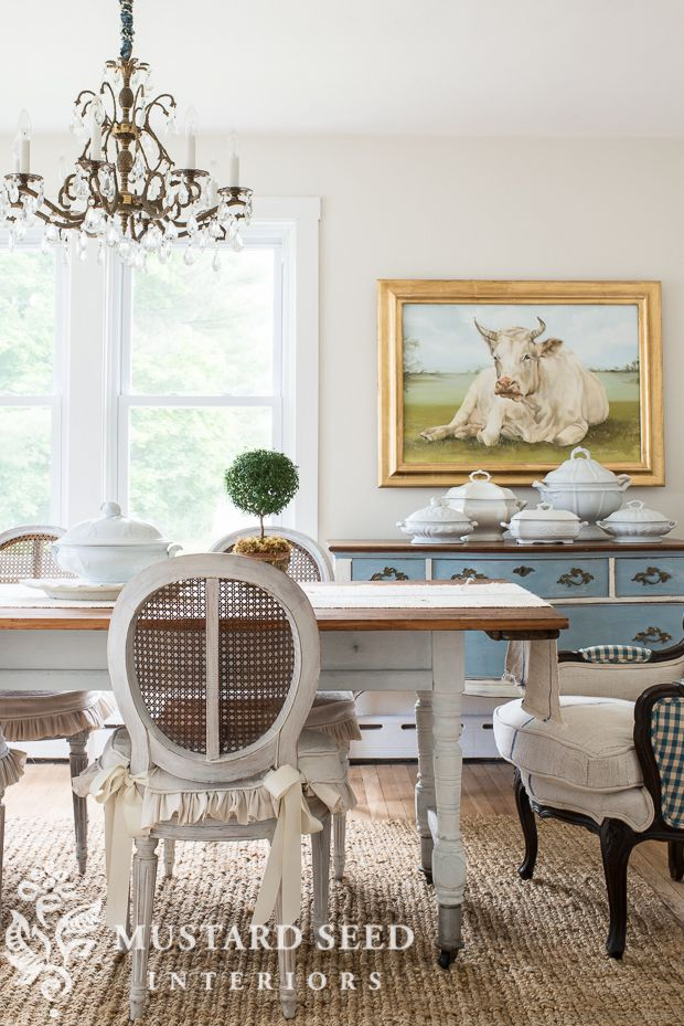 Miss Mustard Seed Home Styling Tips THE HOUSE THAT MISS