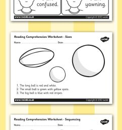 Free Printable French Reading Comprehension Worksheets [ 2977 x 842 Pixel ]