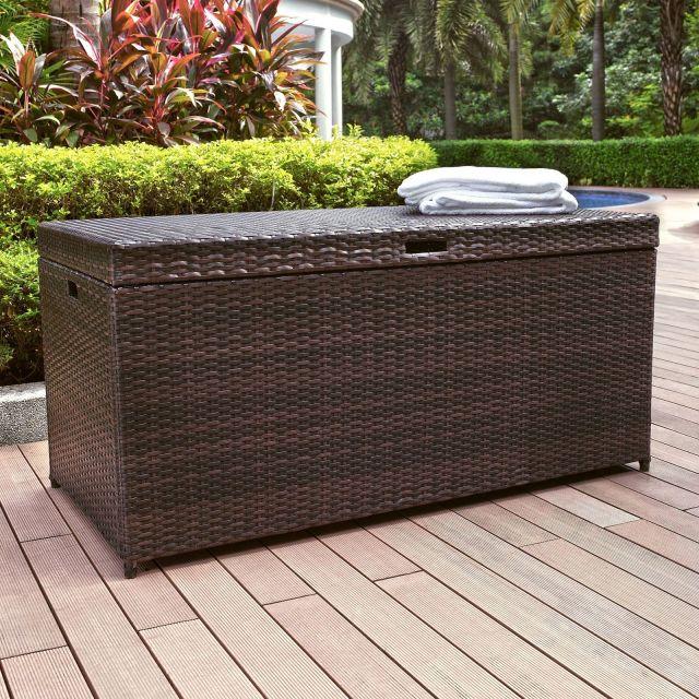 deck cushion storage box | http://grgdavenport/ | pinterest