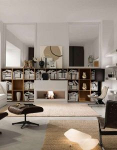 Luxury house interiors in decorating ideas pictures with solid oak furniture modern rooms also rh pinterest