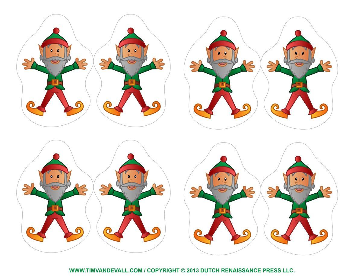 Printable Christmas Ornaments For The Tree