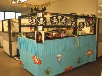 Pirate theme | Office Birthdays | Pinterest | Pirate theme ...