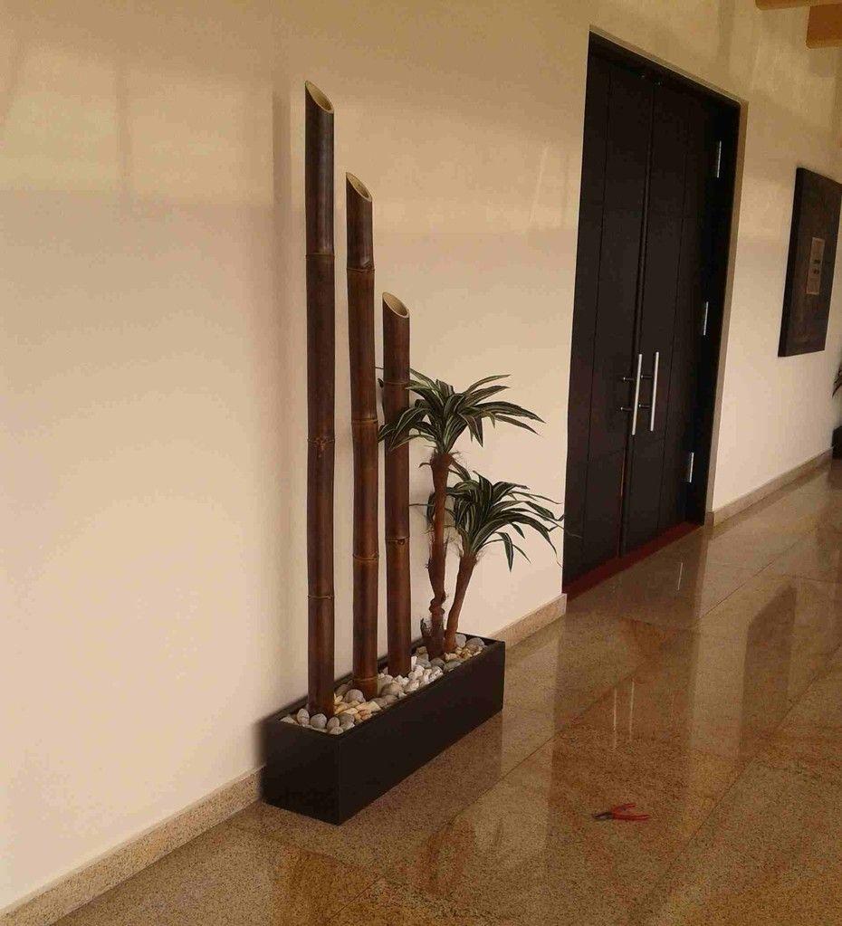 Jardineras Interiores con Plantas Artificiales  House