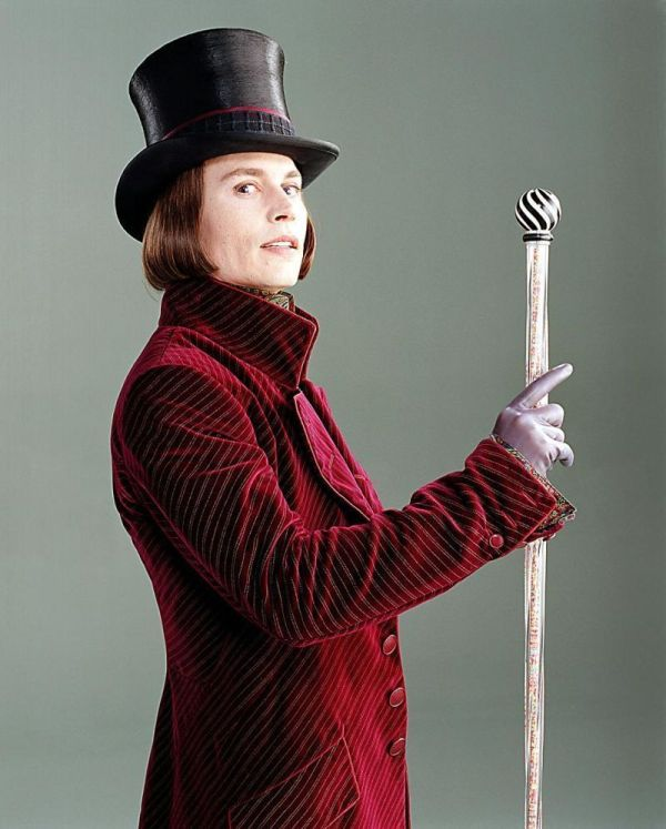 Charlie And Chocolate Factory - T Google Johnny
