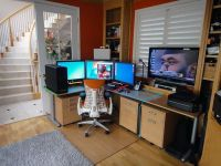 Corner Desk. Diy Corner Desk With Corner Desk. Beautiful ...