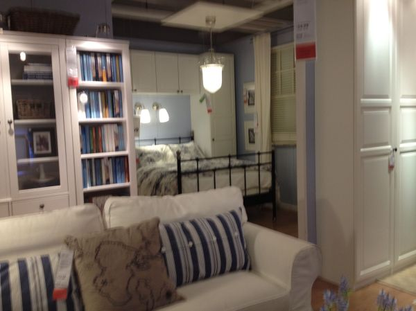 Ikea Small House Plan Spaces