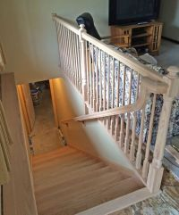 How to Move a Stairwell | For the Home | Pinterest | Open ...