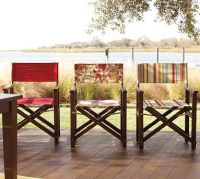 Director's chairs | Outdoor furniture, decor and spaces ...