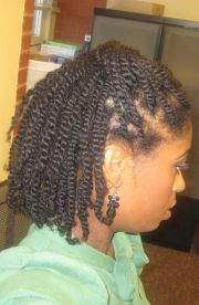 two strand twist naturally elegant